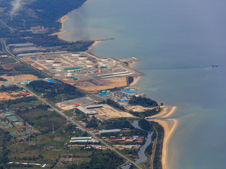 Sabah Energy Corp launches country's first micro LNG facilities
