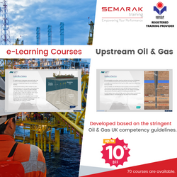 70 World-Class e-Learning Courses for Upstream Oil & Gas