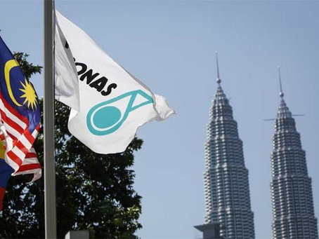 Petronas Marine conducts its first LNG bunkering operation in Sabah