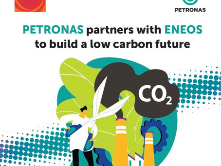 PETRONAS and ENEOS Expand Energy Partnership To Include Hydrogen Business