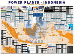 Power Plant Map Indonesia