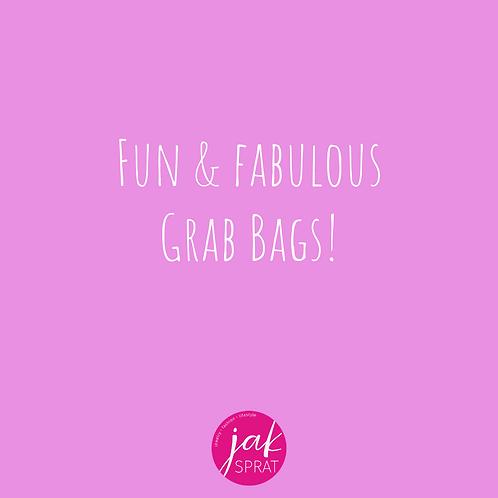 Fun & Fabulous Grab Bags