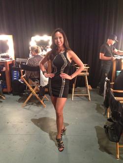 Backstage for Episode 2