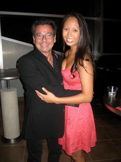 With director Bill Castellino