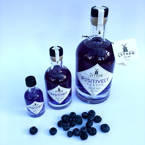 Positively Purple - Dry Gin - 40% ABV