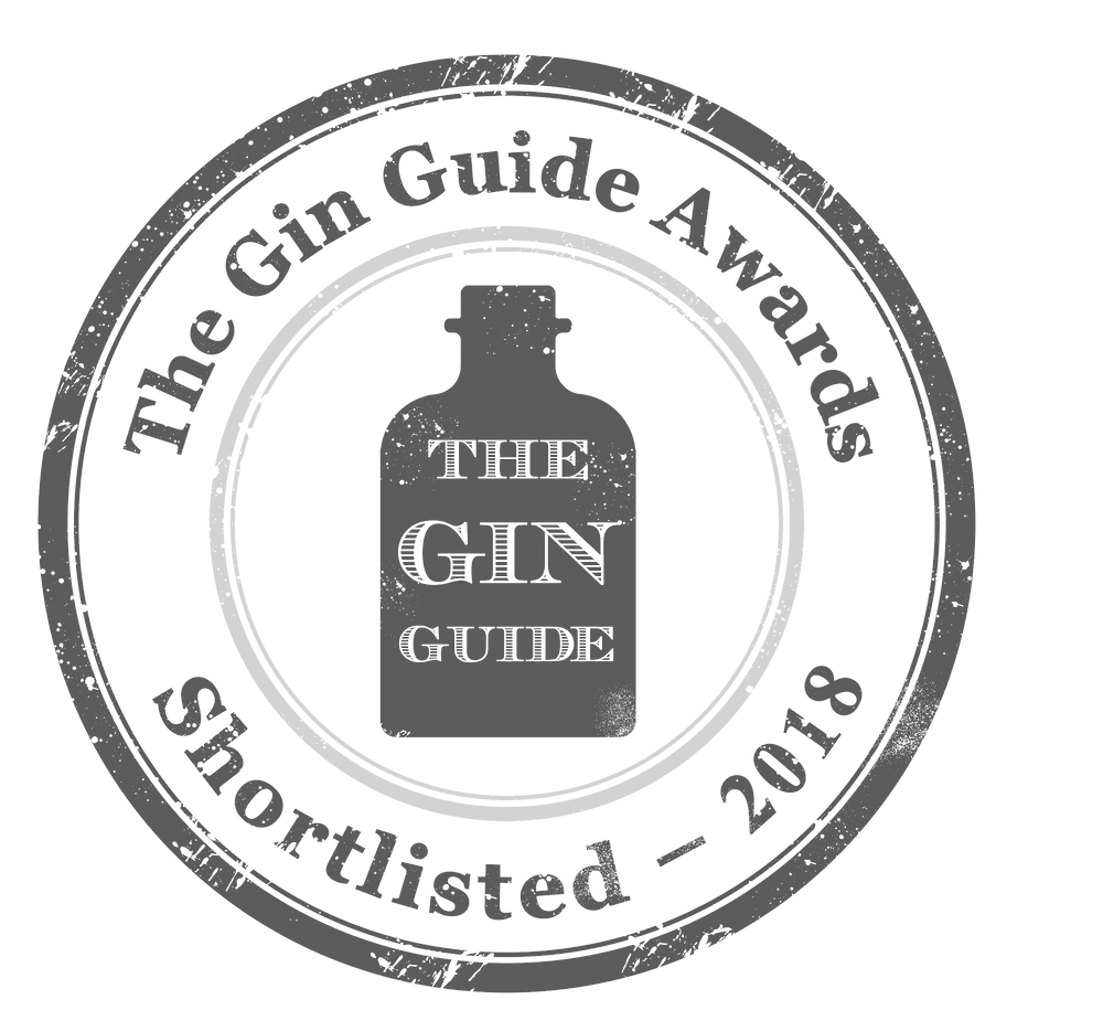 Lytham Gin shortlisted in Gin Guide 2018