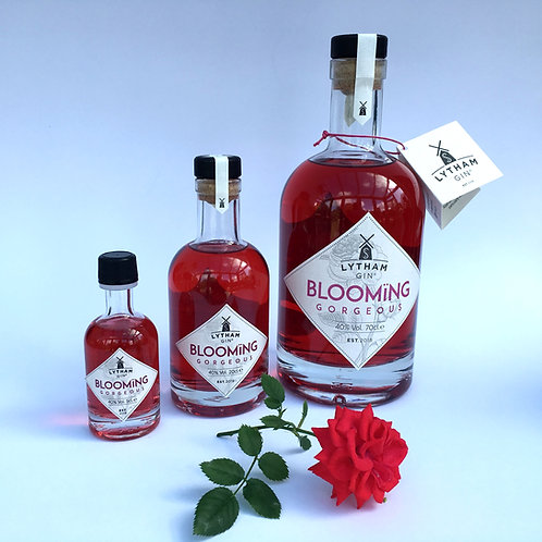 Blooming Gorgeous - Floral Contemporary - Dry Pink Gin - 40% ABV