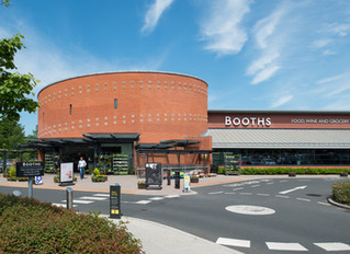 Lytham Gin now stocked by Booths Supermarkets