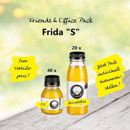 """Friends & Office Pack Frida """"S"""""""