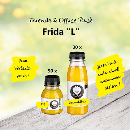 "Friends & Office Pack Frida ""L"""