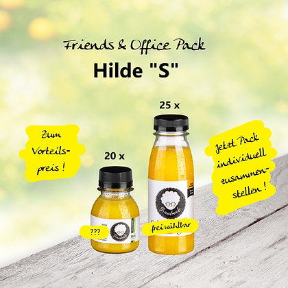 "Friends & Office Pack Hilde ""S"""