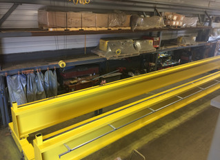PONT 30 Tonnes en fabrication