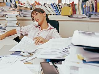 Como organizar papéis e documentos