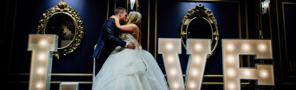 Amazing fairy tale wedding!