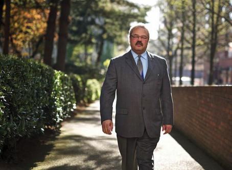 How I Met Lew Frederick: Oregon State Senator, Civil Rights Leader