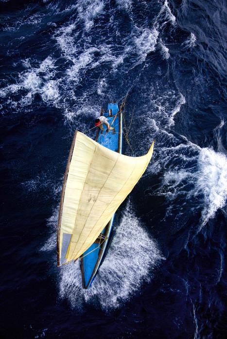 Fury of the sea, Bayof Bengal 50 miles off vishakapatnam
