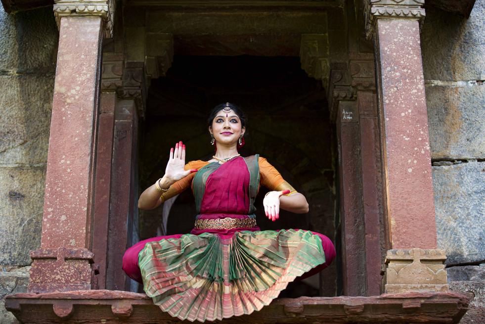 Dance of India bharatnatyam
