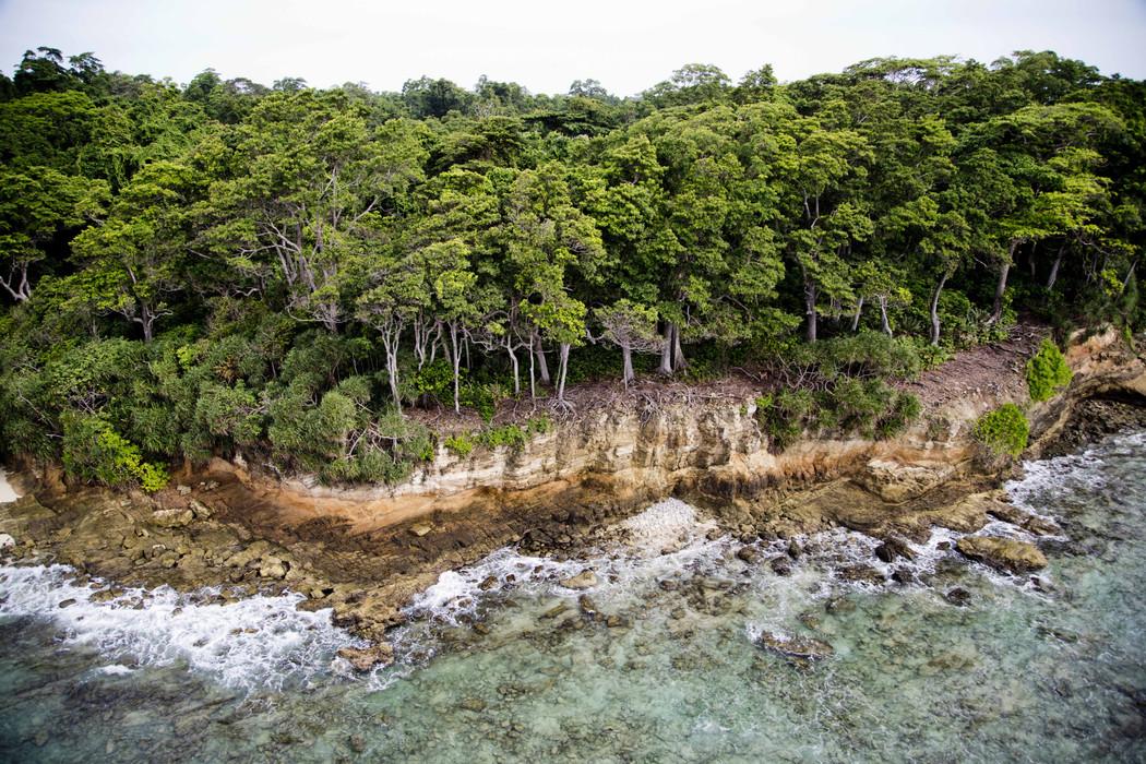 Sea Washed, Niel Island