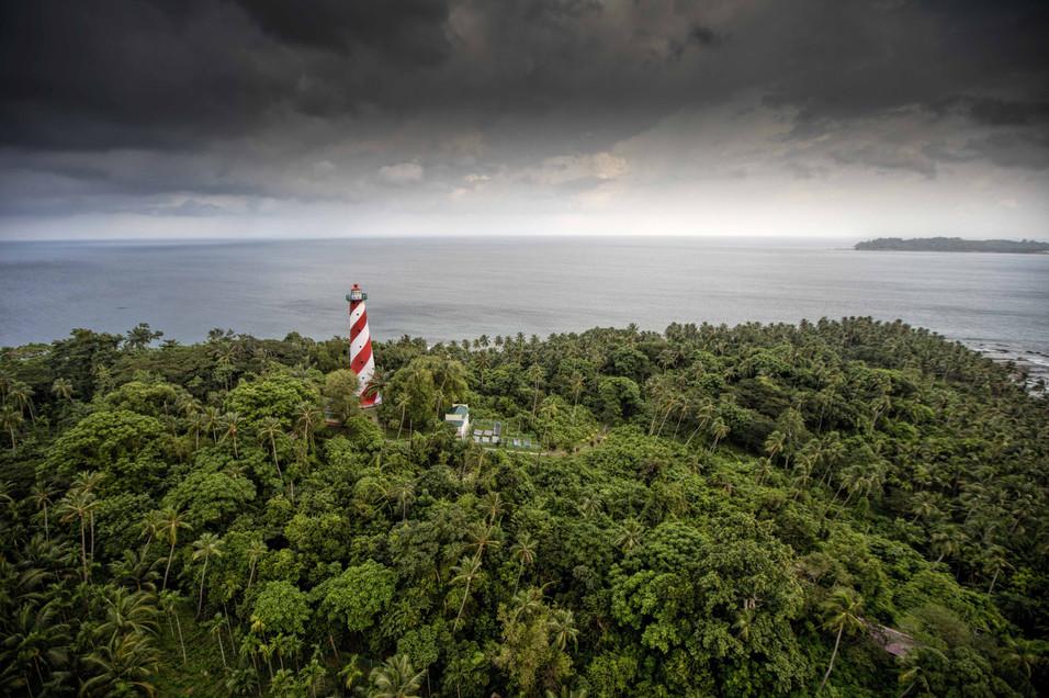North Bay Lighthouse- Port Blair