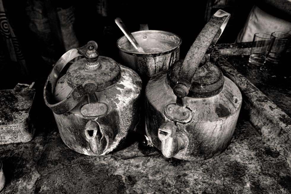 Tea seller's Treasure