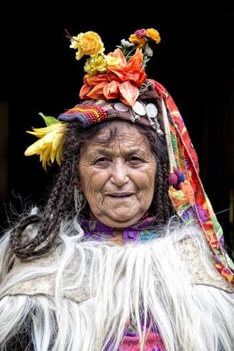 A brokpa lady