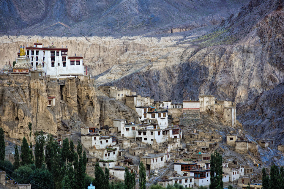 Majestic Lamayuru Monastery