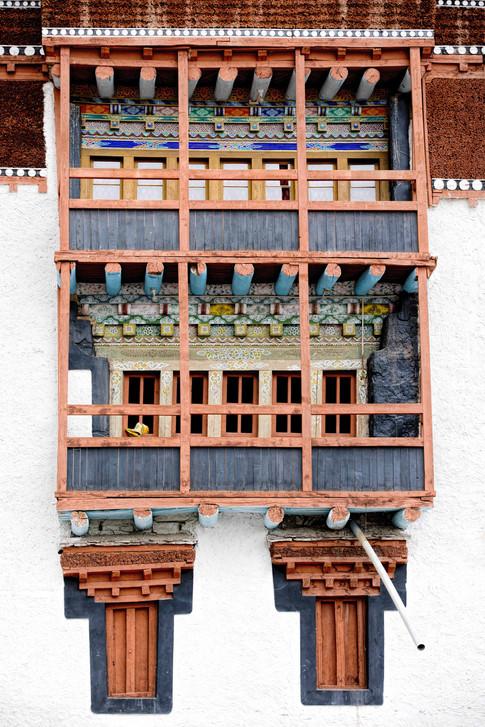 Leh- Monastery