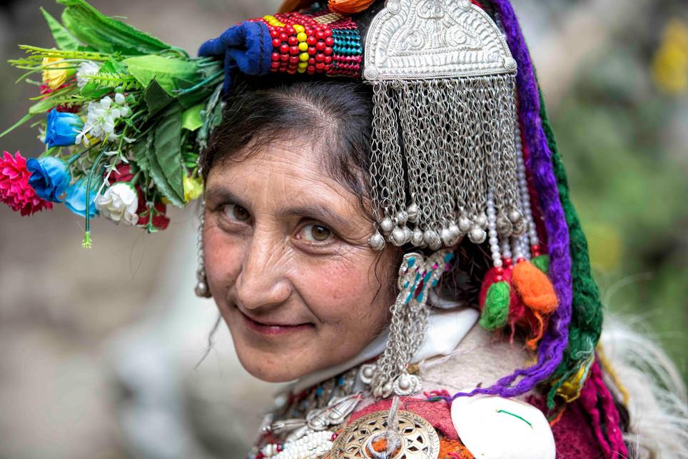 A Brokpa Woman