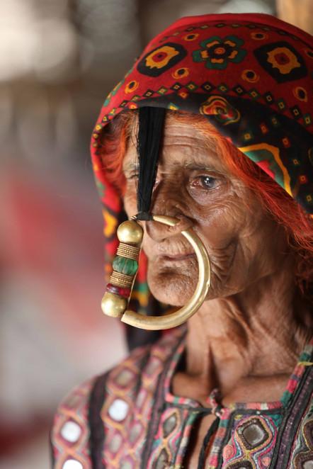 A dhaneta Jat woman