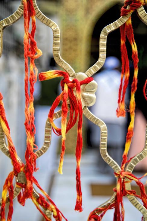 threads of hope and faith