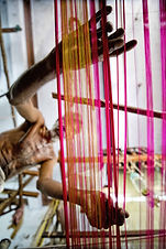 Weavers of Kanchipuram