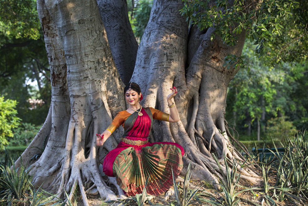 Traditional dance of India