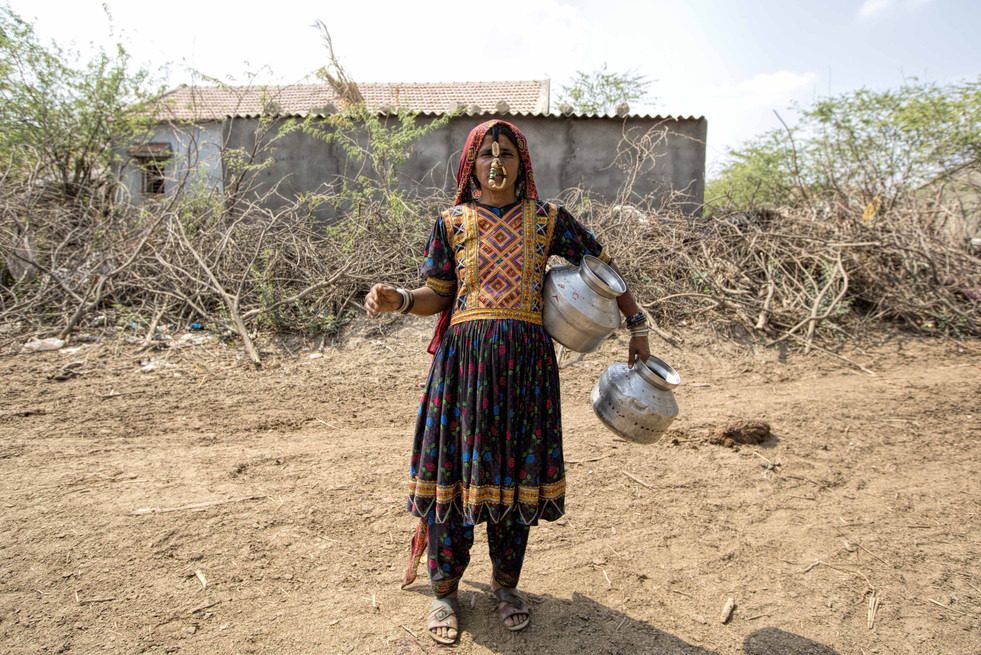 Life of Dhaneta Jats