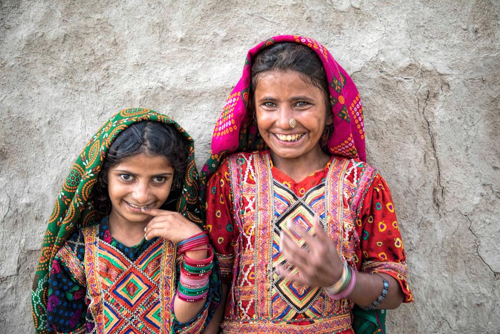 CHILDREN of Dhaneta Jats