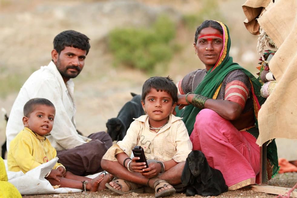 Family of Hatkar dhangars