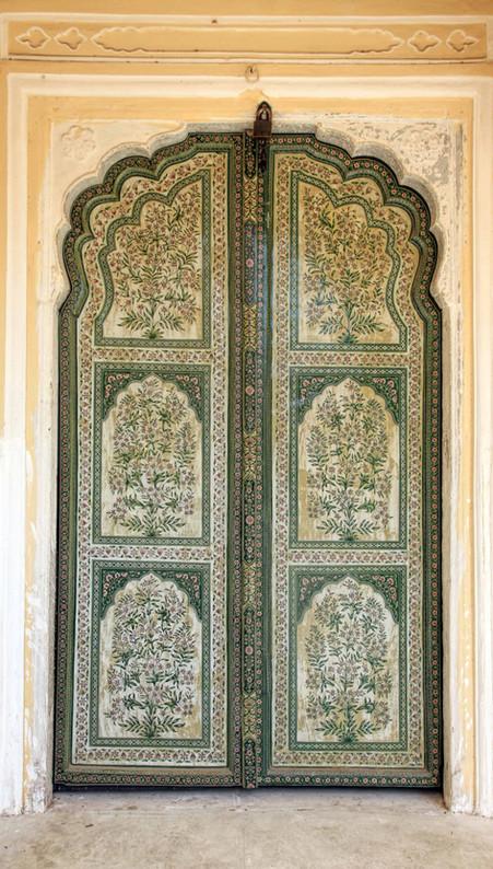 Door at Hawa Mahal , Jaipur
