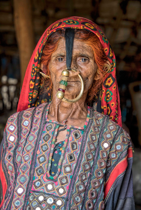 A dhaneta jat old lady