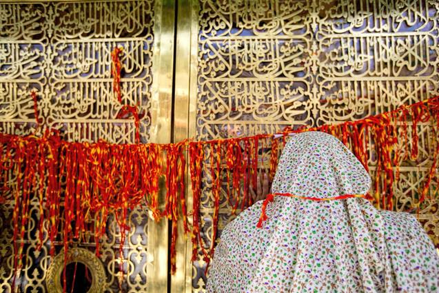 Shahjani darwaza prayers