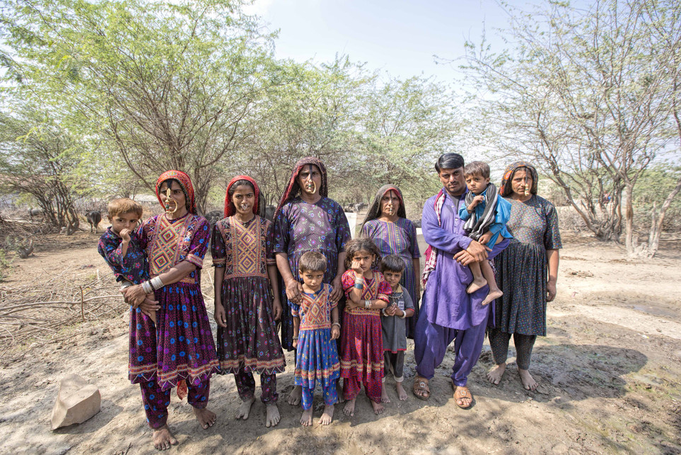 A dhaneta Jat family