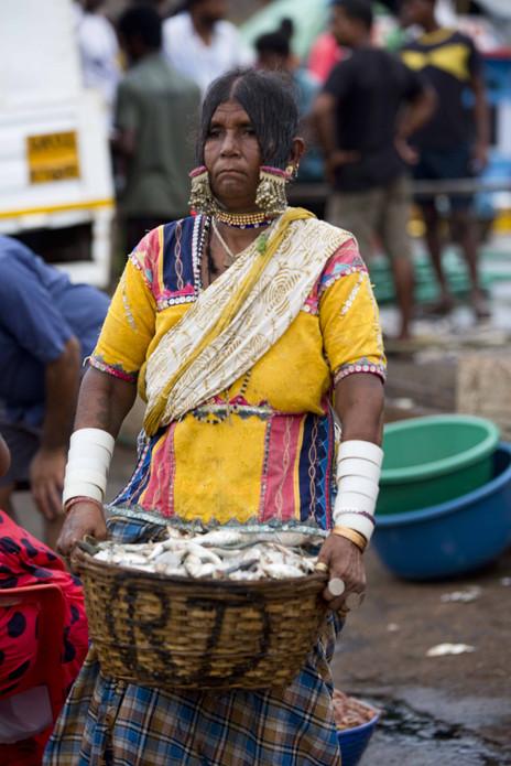Wisherwoman in Goa