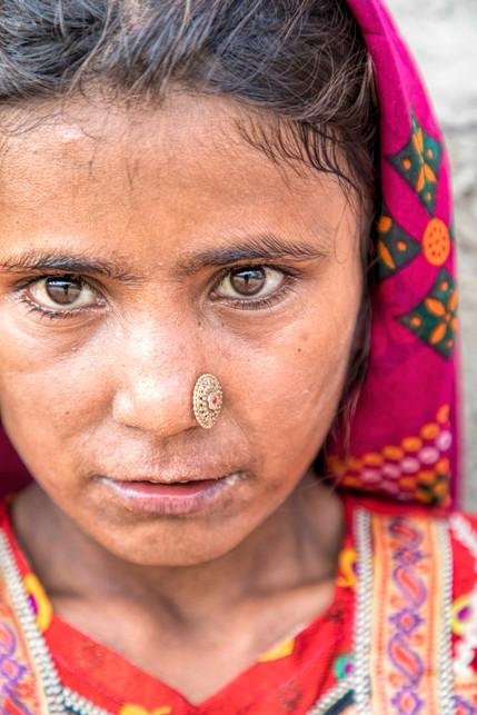 A dhaneta Jat girl
