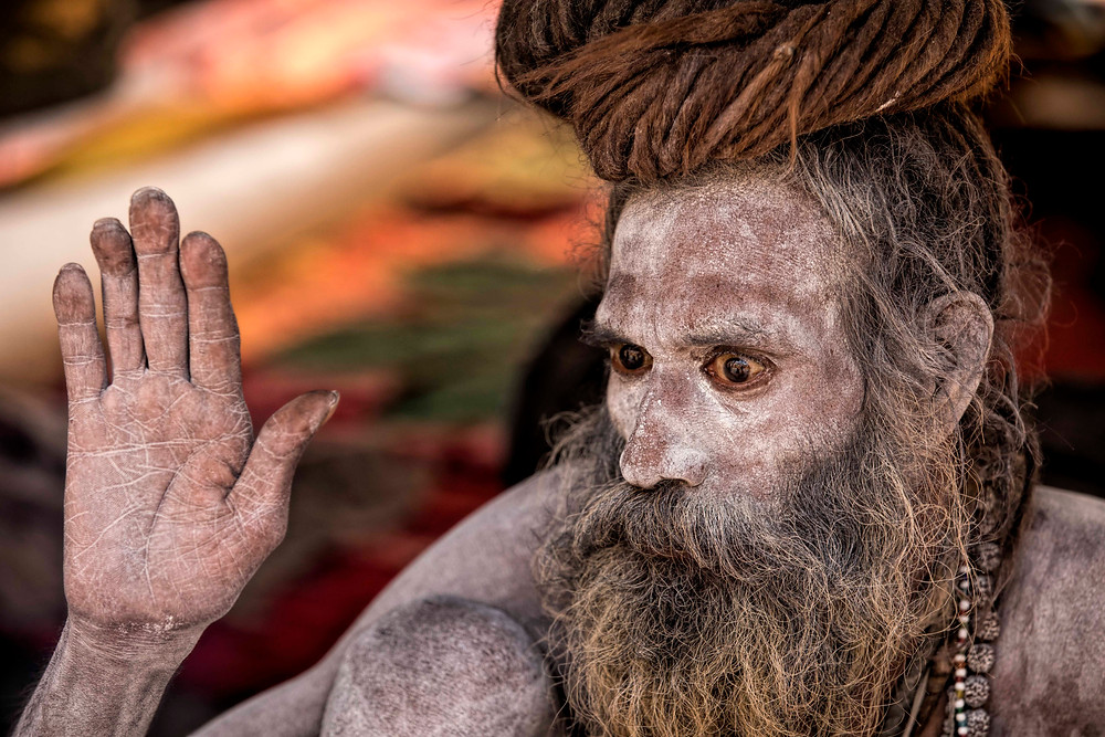 Tips to photograph the Naga Sadhus
