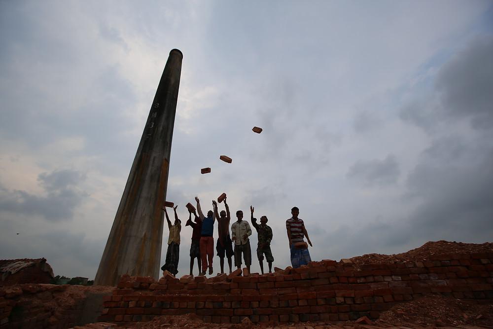 Canning brick kilns