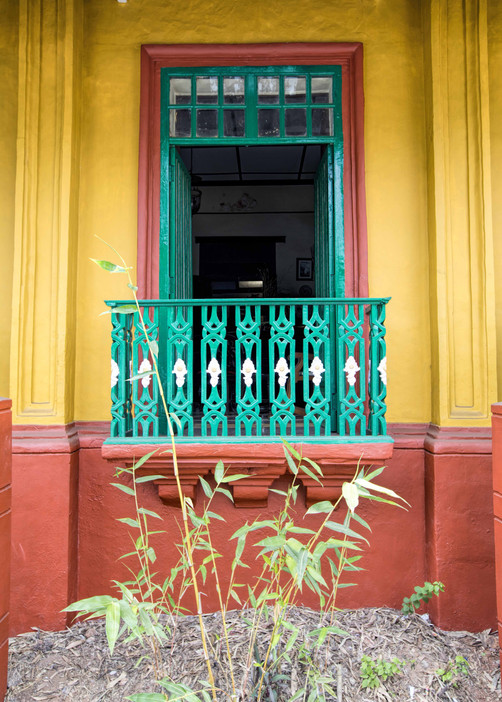 A heritage home in Madgaon , Goa
