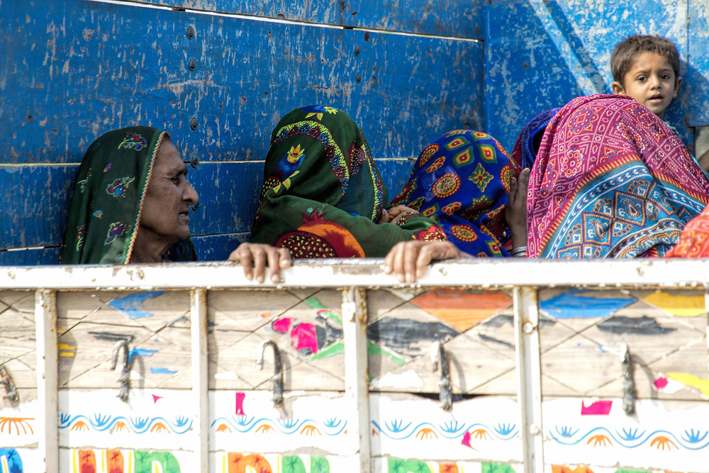 Dhaneta Jata women living conditions