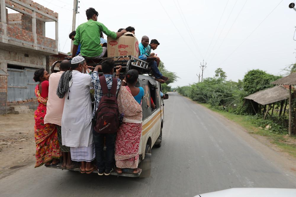 Jharkhali photo story
