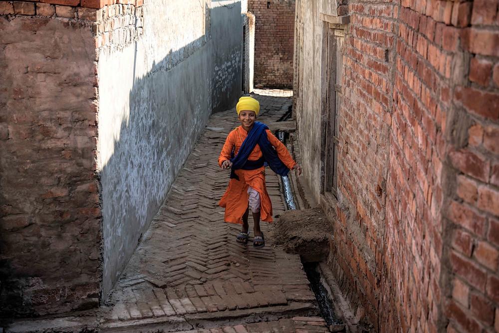 Punjab photo tour  Nihangs