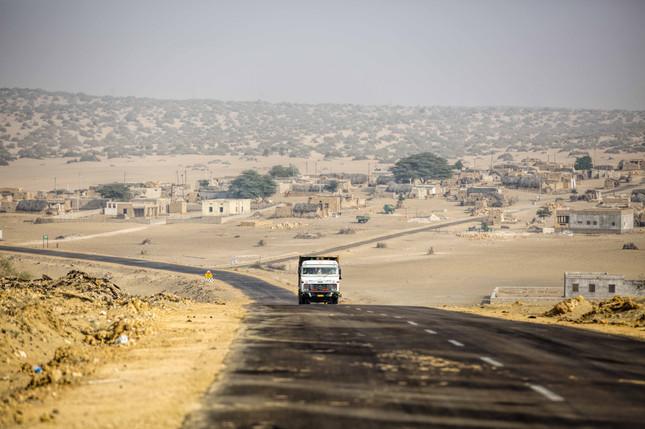Roads to Thar