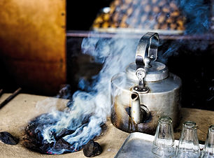 chai making