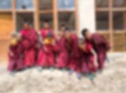 Child Monks of Ladakh